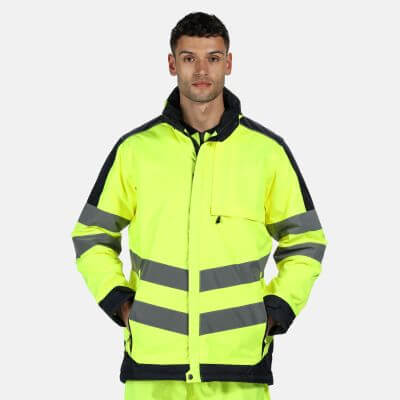 High Visibility Pro Insulated Jacket