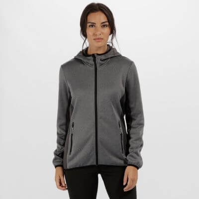 Womens Amsterdam Hooded Softshell