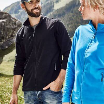 Ladies' Basic Fleece Jacket
