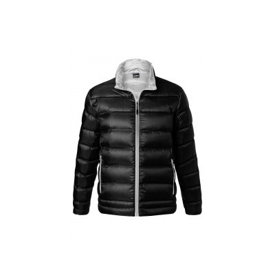 Якета и елеци, James&Nicholson JN1150 Men's Down Jacket Black