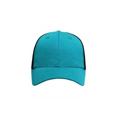 6 Panel Elastic Fit Mesh Cap