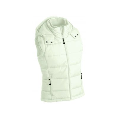 Якета и елеци, James&Nicholson JN1004 Men's Padded Vest Natural