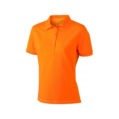 Ladies' Elastic Polo
