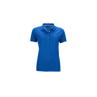Ladies' Pima Polo