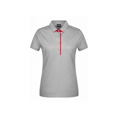 Ladies' Polo Single Stripe