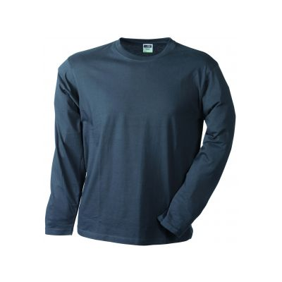 Men's Long-Sleeved Medium