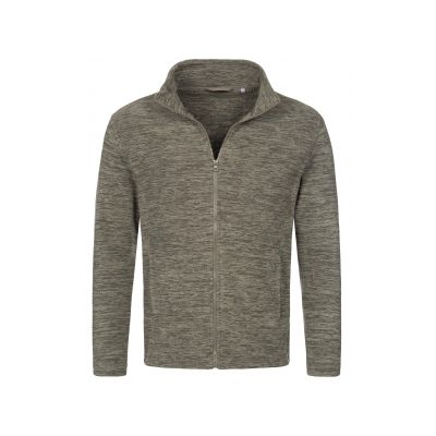 ST5060 Active Melange Fleece Jacket