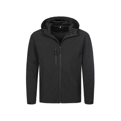ST5240 Active Softest Shell Hooded Jacket