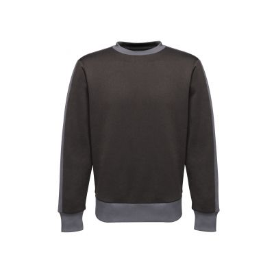 Contrast Crew Neck Sweat